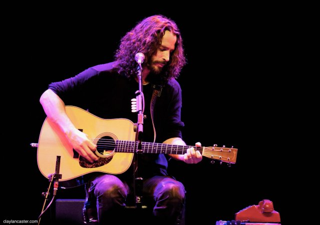 Chris Cornell - The Fillmore, San Francisco.