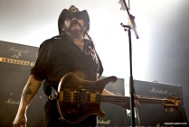 Motorhead - Gigantour 2012. San Jose, CA.