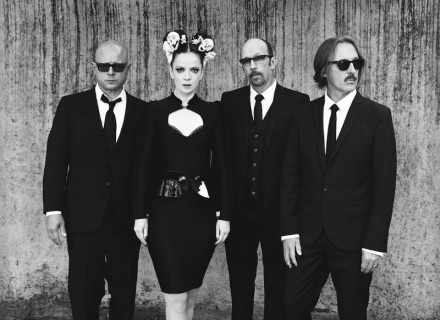 Garbage to release new album Blood for Poppies