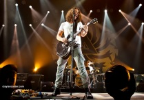 Soundgarden - Bill Graham Civic. San Francisco, CA. Photo by Clay Lancaster