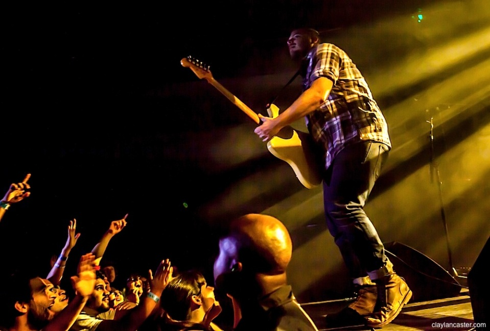 Thrice - Farewell Tour 2012 - Regency Ballroom, San Francisco