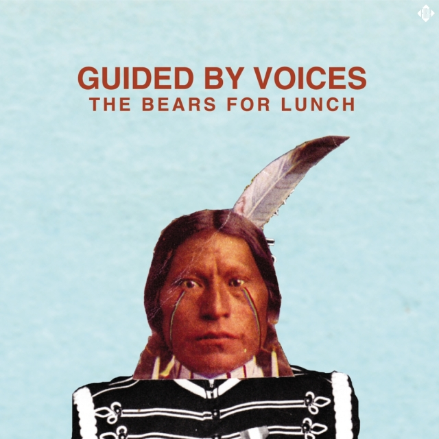 Guided By Voices - Bears For Lunch COVER