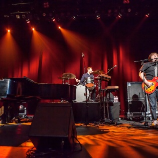 Ben Folds Five in San Francisco. Photos by Clay Lancaster. www.claylancaster.com