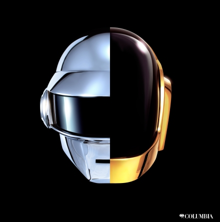 Daft-Punk-Helmets-Columbia-Album-artwork
