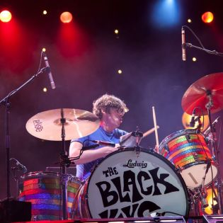The Black Keys perform at Bottle Rock 2013