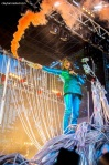The Flaming Lips perform at Bottle Rock 2013