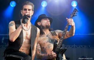 Jane's Addiction perform at Bottle Rock 2013