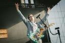 Weezer performs at BottleRock Napa 2014