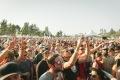 Weezer crowd at BottleRock Napa 2014
