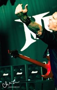 Megadeth - Rockstar Mayhem - Shoreline