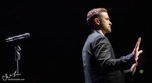 Justin Timberlake - Oracle Arena, Oakland.
