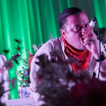 Faith No More - The Warfield, San Francisco. Photos: Clay Lancaster (claylancaster.com)