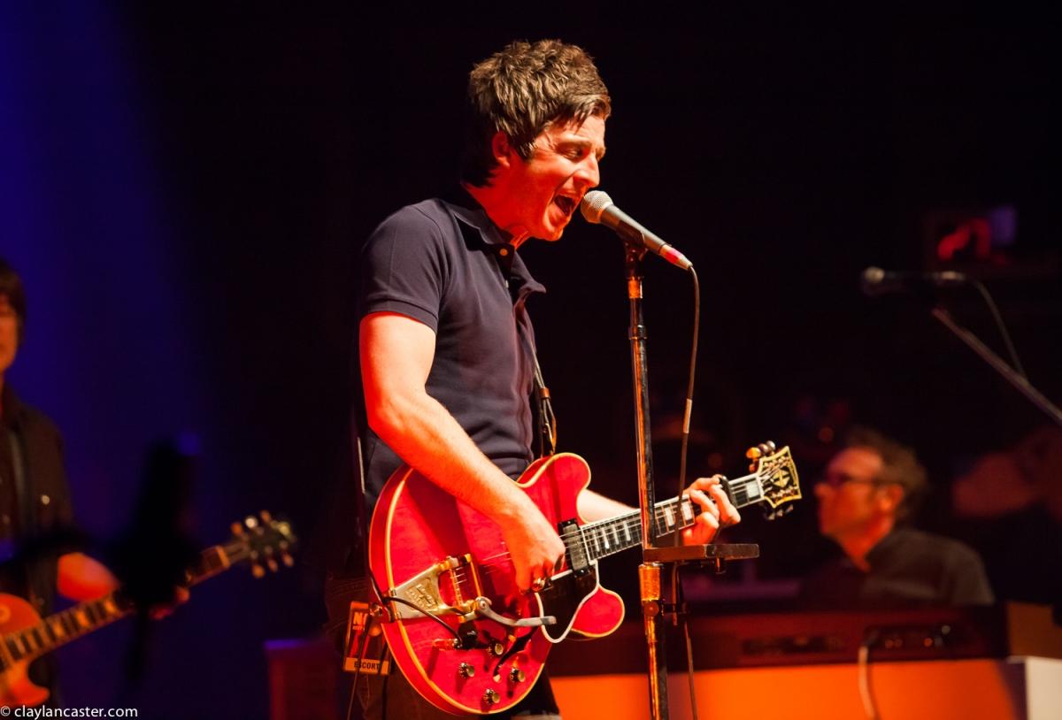 Noel Gallagher's High Flying Birds - The Warfield, San Francisco, CA