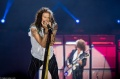 Steven Tyler and Joe Perry perform with Aerosmith in Lake Tahoe