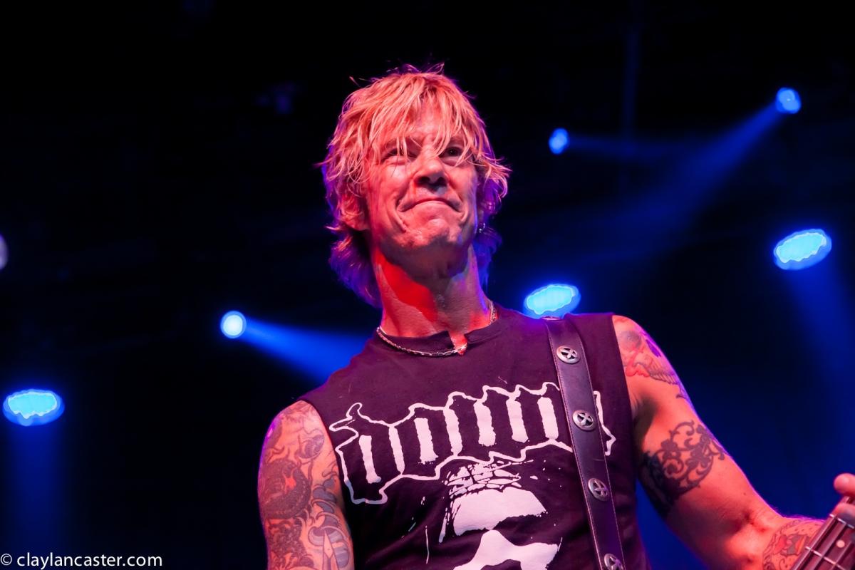 Kings of Chaos in San Francisco: Duff McKagan