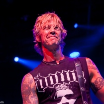 Kings of Chaos in San Francisco: Duff McKagan