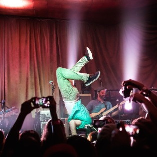 Mutemath - Brick & Mortar. San Francisco, CA.