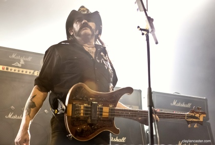Motorhead - Gigantour 2012. San Jose, CA.