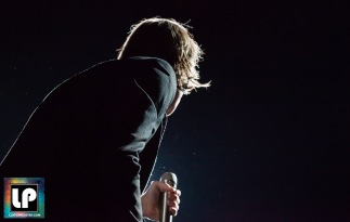 Cage the Elephant performs at CBS' The Night Before, AT&T Park, San Francisco. Photo by Clay Lancaster.