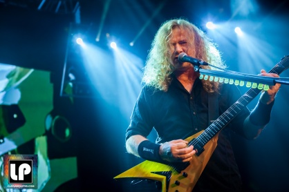 Megadeth - City National Civic. San Jose, CA.