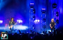 Alice in Chains at The Masonic. Photo by Clay Lancaster.