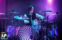 Sean Kinney performs with Alice in Chains at The Masonic. Photo by Clay Lancaster.