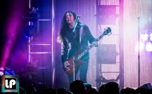 Mike Inez performs with Alice in Chains at The Masonic, San Francisco. Photo by Clay Lancaster.