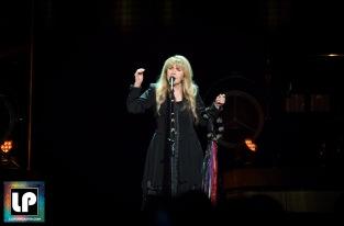 Stevie Nicks - SAP Center. San Jose, CA.