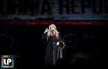 Stevie Nicks performs at SAP Center in San Jose.
