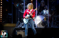 The Pretenders - SAP Center. Sam Jose, CA.