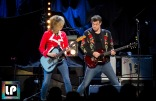 Chrissie Hynde performs with the Pretenders at SAP Center in San Jose.