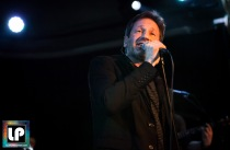 David Duchovny performs at Social Hall SF in San Francisco.