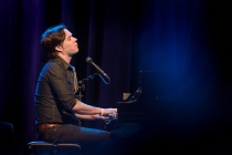 Rufus Wainwright performs at the Aladdin in Portland, OR