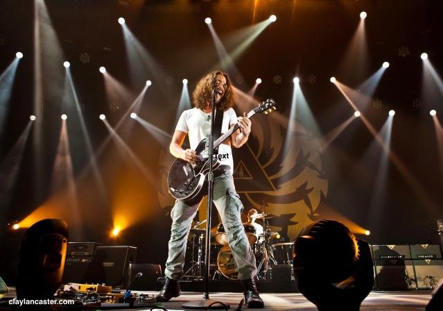 Soundgarden - Bill Graham Civic. San Francisco, CA.