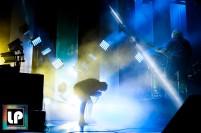 Deftones performs at Concord Pavilion