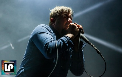 Chino Moreno performs with Deftones at Concord Pavilion