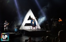 Thirty Seconds to Mars at Shoreline, Mountain View. Photo by Clay Lancaster.