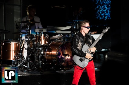 Muse - Shoreline Amphitheater. Mountain View, CA.