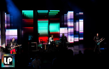 Muse at Shoreline Amphitheater. Photo by Clay Lancaster.