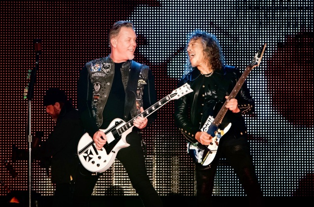 Metallica - AT&T Park, San Francisco.