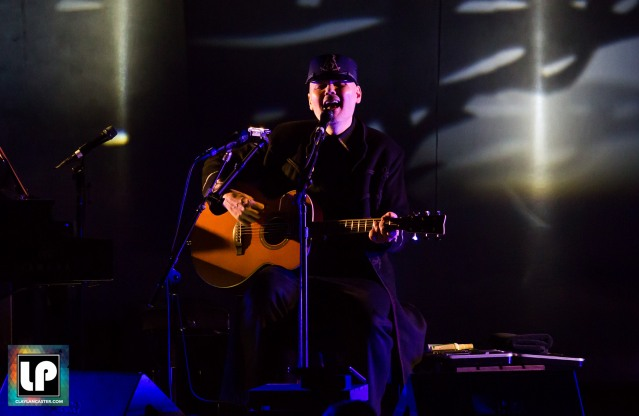 William Patrick Corgan - Herbst Theatre. San Francisco, CA.