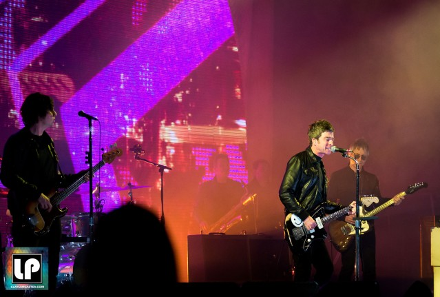 Noel Gallagher's High Flying Birds - Fox Theater. Oakland, CA.