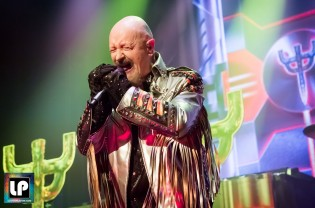Judas Priest - The Warfield. San Francisco, CA.