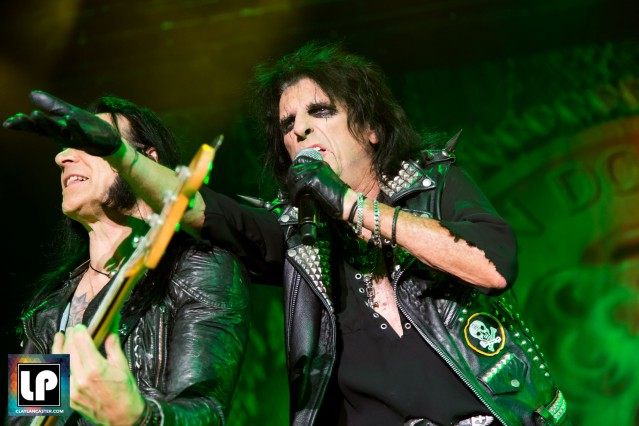 Alice Cooper - City National Civic. San Jose, CA.