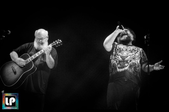 Tenacious D - Fox Theater. Oakland, CA.