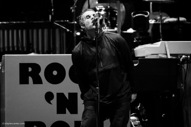 Liam Gallagher - Chase Center. San Francisco, CA.