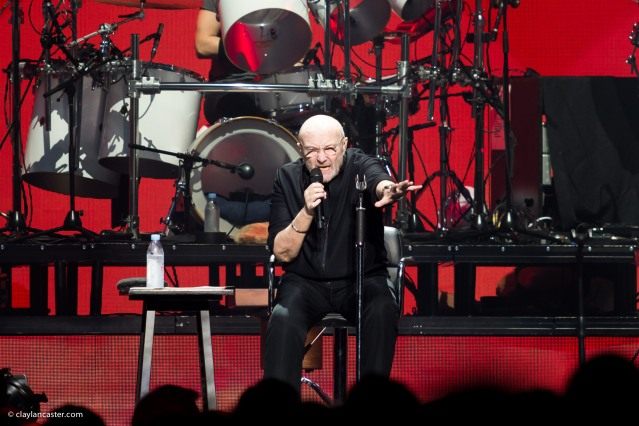 Phil Collins - Chase Center. San Francisco, CA.